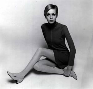 Twiggy oli muoti-ikoni 1960-luvulla